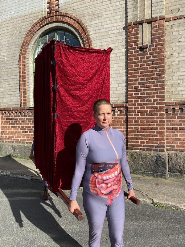 Pro Artibus Villa Snäcksund residens Meri Linna