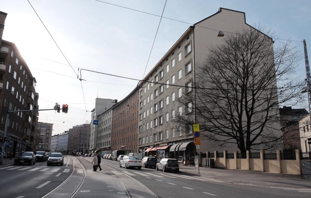 Pro Artibus Muraltävling Helsingfors