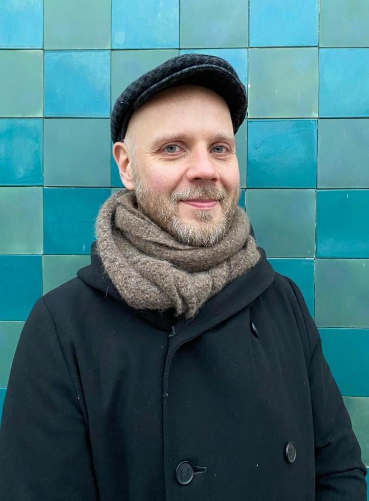 Pro Artibus curator Markus Åström